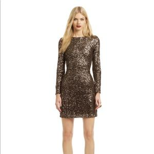 Badgley Mischka Rich and Famous Dress